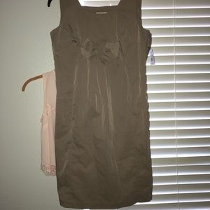 Mariah Woven Dress with POCKETS